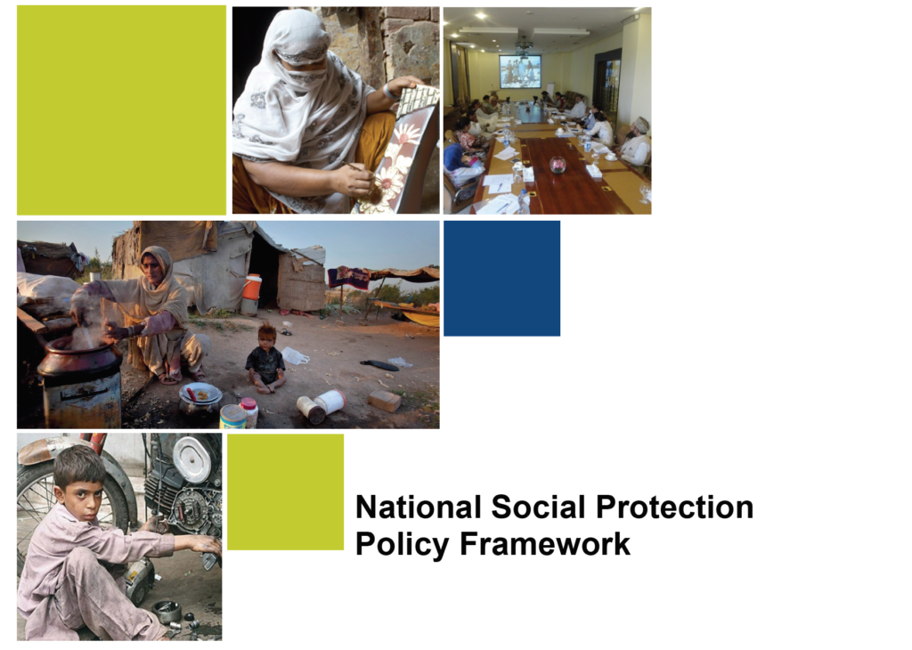 National Social Protection Policy Framework Pakistan